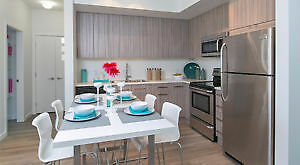 U-ONE condo - 5 min. walk to UBCO. Furnished Mstr. Bdrm. suite