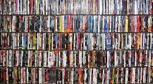 Large Selection of DVD's for Sale