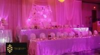 WEDDING & EVENT DECOR, EVENT DECORATOR