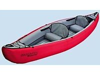 Stearns Back Country Inflatable IC140 Canoe