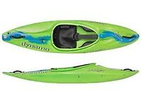 Daggar dynamo kayak. Good condition, idea for child or small adult. Great all round kayak.