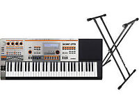 Casio XW-P1 Performance Synthesizer. Brand New with Box, Manual and Keyboard Stand!