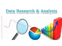 Home Based Data Research / Entry & Professional