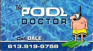 SWIMMING POOL INSTALLATION and liner replacements/repairs