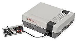 Console Nintendo NES avec une manette et les fils! Garantie de 30 jours!