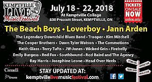 KEMPTVILLE MUSIC FESTIVAL TICKETS X2 WITH CAMPING