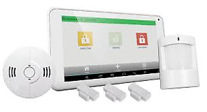 FREE ADT ALARM SYSTEM WITH CAMERA
