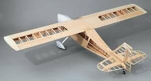 RC Airplane Kit wanted