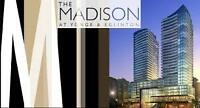 """the Madison Condo"" -Assignment sale- 1045 SQFT 2+1 Southwest V"