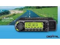 ICOM DSTAR MOBILE RADIO IDE880 VHF/UHF MINT