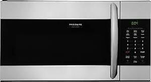 Frigidaire Gallery CGMV176NTF 1.7 Cu. Ft. Over-The-Range Microwave (BD-2297)