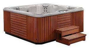 USED HOT TUBS WITH FULL WARRANTY