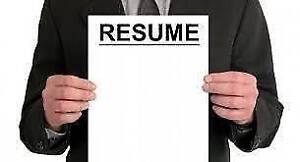 RESUME SUCCESS - PROFESSIONAL COMPLETE SERVICE - SA & AUS WIDE