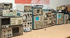 Wanted Old Electronic Test Equipment and parts. CHEAP or free.