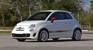 2013 Fiat 500 Abarth Coupe (2 door) one owner