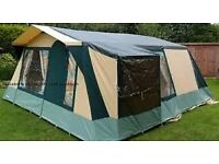 6 BERTH FRAME TENT Etc FOR SALE