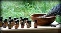 Essential Oils and Medicine Cabinet Makeover