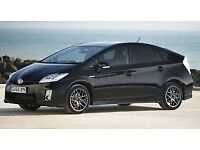 Toyota Prius 10th Anniversary Edition. Full Leather. Black.