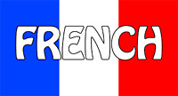 French Tutor Available For All Ages - 40$