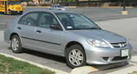 2004 Honda Civic 5 Berline
