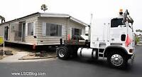 MOBILE HOME DRIVER WANTED IMMEDIATELY!