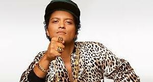 Bruno Mars Saturday Sept 22 8pm Scotiabank Arena
