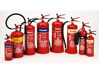 FREE - Used / Out of Service Fire Extinguishers - Great Hipster Lamps - Can Be Serviced for Re-Use