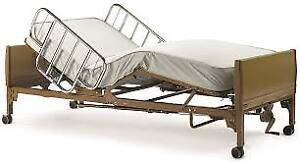 Invicare Home Hospital Bed