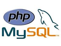 Tuition/Training Available for Web development with Php and MySQL