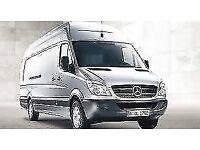 Short Notice Man & Van Removals Services £15p/h