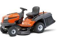 ***Clearance Stock** Husqvarna TC 138 Ride on Lawn Mower
