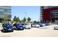 PCO CARS HIRE RENT SKODA OCTAIVA DIESEL 1.6 £130 PER WEEK