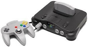 Looking to buy N64 games and systems - TODAY ONLY