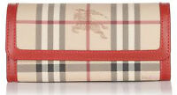 100% Authentic Burberry wallet for women New,never used