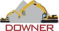 DOWNER is HIRING: Class 1 Driver w/ HEO Experience