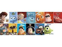 13 Pixar Limited Edition Blu Rays (Still sealed)