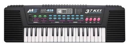Electronic Keyboard 37 Keys with Microphone - 52cm