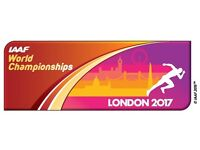 IAAF Athletics Usain Bolt / Mo Farrah Final Race CAT A & B Tickets Evening Session Super Gold Night