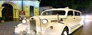 1936 Lincoln Town Car Limo