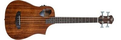 Michael Kelly Sojourn Port Acoustic-Electric Travel Bass Guitar