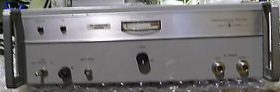 Hp 489 Microwave Amplifier 1.0 - 2.0 Ghz Twta