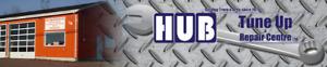 HUB TUNE UP AND REPAIR CENTER LTD