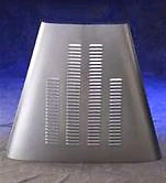 """Wanted """"LOUVERED """" hood for 32 Ford 3w"""