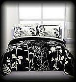 Floral Queen Bed Set