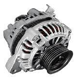 01-05 Honda Civic Alternator rebuilt