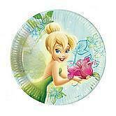 Tinkerbell Plates