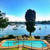 Double Room in Spacious Apartment with Water Views inc Bills & Pool!! Drummoyne Canada Bay Area Preview