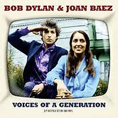 BOB-DYLAN-JOAN-BAEZ-2-X-LP-180G-VINYL-GATEFOLD-VOICES-OF-A-GENERATION-NEW