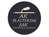 Local Plasterer/Painter & Decorator (Milton Keynes and surrounding areas)