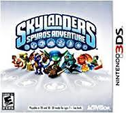 Skylanders Spyro's Adventure Nintendo 3DS game only NEW sealed pick up Bris